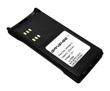 Battery Fits & Replaces Motorola Ht750 Ht1250 Ht1550 Mtx850 Hnn9013 Radio Li-Ion