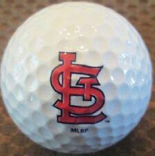 3 Dozen (St Louis Cardinals Logo) Titleist Pro V1x , Pro V1 Mint Golf Balls