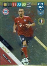Panini Fifa 365 2019 Adrenalyn XL Fans' Favorite Card No. 101 Franck Ribery
