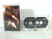 Vintage Obtained Enslavement Cassette Tape 2000 Black Metal Napalm Records