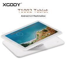 10.6'' Google Android 6.0 Tablet PC Quad Core Dual Camera 16GB IPS HD 10 inch US