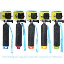Rubber Foam Floating Selfie Stick Monopod Hand Grip for GoPro Hero 5 4 SJCAM US