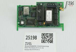 25198 PARKER COMPUMOTOR PCB, OEM INDEXER, 61-012197-03 71-012198-23