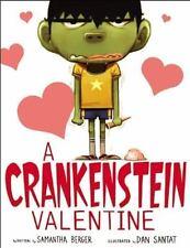 A Crankenstein Valentine (Brand New Hardcover) Samantha Berger