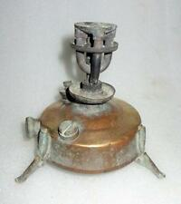 Vintage Old Brass PREMUS Brand No. 96 Made In Sweden Small Picnic Camping Stove
