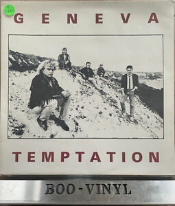 "GENEVA - TEMPTATION / SHE'S GOT EVERYTHING / EVERYTIME - 12"" P/S EX Con"