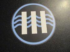 Jack White Blue Black Iii Sticker Lazaretto New Stripes Third Man Records