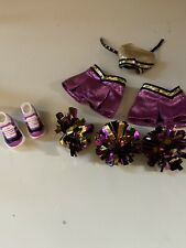 barbie clothes lot cheerleading clothing lot mixed
