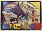 *Brand New* Air Swimmers Remote Control Flying Shark 2011 William Mark Corp.