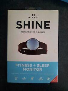 Misfit Shine Activity Fitness + Sleep Monitor Blue