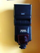 Sigma EF-500 DG Super Aufsteckblitz