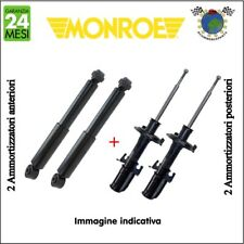 Kit ammortizzatori ant+post Monroe ORIGINAL (Gas) DACIA SANDERO LOGAN RENAULT