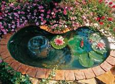 Laghetto giardino in vendita ebay for Laghetti vetroresina da giardino