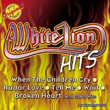 WHITE LION - Hits - CD - Neu OVP - US-Import