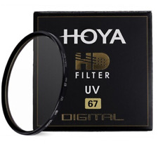 Hoya 67mm HD Digital UV Filter High Definition Multi-Coating for Canon Sony