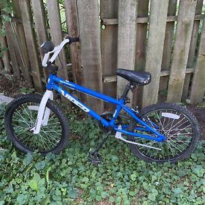 "Diamondback BMX Viper 20"" Bicycle - Blue & White - EXCELLENT"