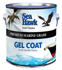 Gel Coat, White, Premium Marine Grade by Sea Hawk (QT)