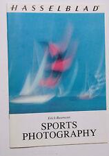 Hasselblad Magazine - Sports Photography - 1979 - English - USED B22