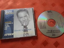 JAZZ GREATS Woody Herman CD album A1 condition 1st class post 1 day dispatch