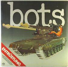 """12"""" LP - Bots - Entrüstung - C555 - washed & cleaned"""