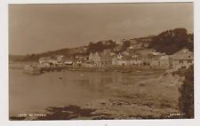 Cornwall postcard - St Mawes (General View) - RP