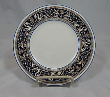 WEDGEWOOD CHINA - FLORENTINE - DARK BLUE - salad plate - MINT