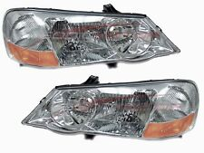 For 2002-2003 Acura TL Headlight Driver & Passenger Side
