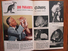 Sept 11, 1953 TV Guide(MARLIN PERKINS/BILL HAYES/THIS IS YOUR LIFE/VANESSA BROWN