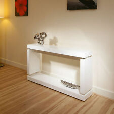 Hallway White Modern Sideboards, Buffets & Trolleys