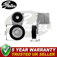 Gates Drive Belt Tensioner Pulley Fits Astra Zafira Vectra Meriva - T38212