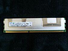 Samsung 8GB 4Rx8 PC3L-8500R DDR3 1066MHz 240Pin ECC REG Registered Server Memory