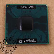 Intel Core 2 Duo T2600 - 2.16 GHz Dual-Core (LF80539GF0482M) SL8VN 2MB/667 CPU