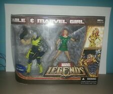 Cable and Marvel Girl Walmart Exclusive
