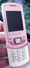 Samsung Monte Slide GT-E2550  (Unlocked) Mobile Phone Good Condition