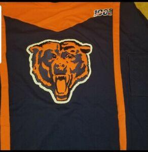 Chicago bears Mitchell & Ness Sweatshirt size 2XLB