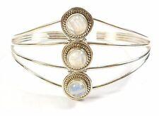 Natural Moonstone Not Enhanced Fine Bracelets