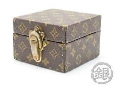 AUTH PRE-OWNED LOUIS VUITTON MONO ECRIN DECLARATION JEWELRY CASE M21010 #161729