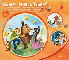 3 CDs * SUMM, SUMM, SUMM! - KINDERLIEDERBOX # NEU OVP &