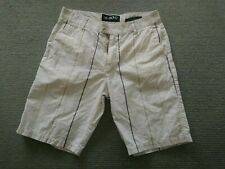 Billabong Casual Cargo Shorts Sz 34 Cotton poly like New