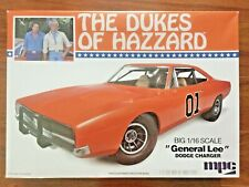 MPC 1/16  DUKES OF HAZZARD GENERAL LEE CHARGER MODEL KIT # 752 FACTORY SEALED