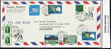 "Antarctic,""JAPAN"", 1982, Letter from Osaka Higashi, look Scan !!9.5-31"