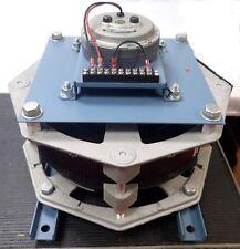 Superior Electric Powerstat 50 Amp Variac With Kollmorgen Gm05009005 Pmi Motor