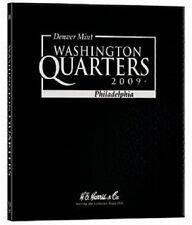 Washington Quarters Coin Album Trust Territories & DC US Mint Collection Free Sh