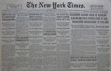 4-1931 APRIL 24 HAWKS BREAKS PARIS TO LONDON RECORD FLIGHT. REBELS HONDURAN
