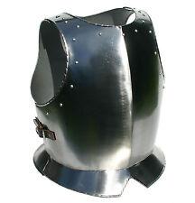Brustpanzer Brustplatte Ritter Helm Rüstung Mittelalter Larp Re-enactment  R102L