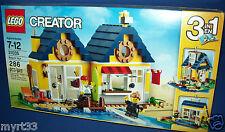 LEGO 31035 BEACH HUT  NISB Creator  3 in 1