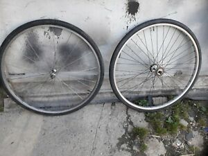Vintage Chater Lea  26 X 1 1/4Wheels