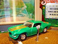 1971 CHEVROLET CAMARO SPORT COUPE LIMITED EDITION MUSCLE CAR 1/64 JL HOT!!