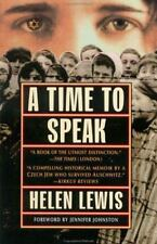 A Time to Speak (Paperback or Softback)
