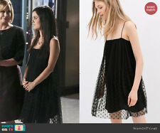 Zara Sheer Overlay Dress as seen  on Hart of Dixie REF 1836 221